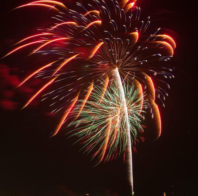 Independence Day Celebration Fireworks Show