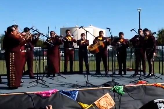 Videos from the 3rd Annual Dia De Los Muertos Mariachi Extravaganza