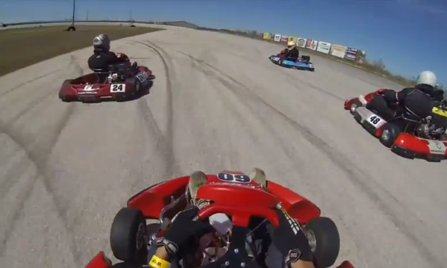 GoPro GoKart at Central Texas Speedway Kyle,Texas