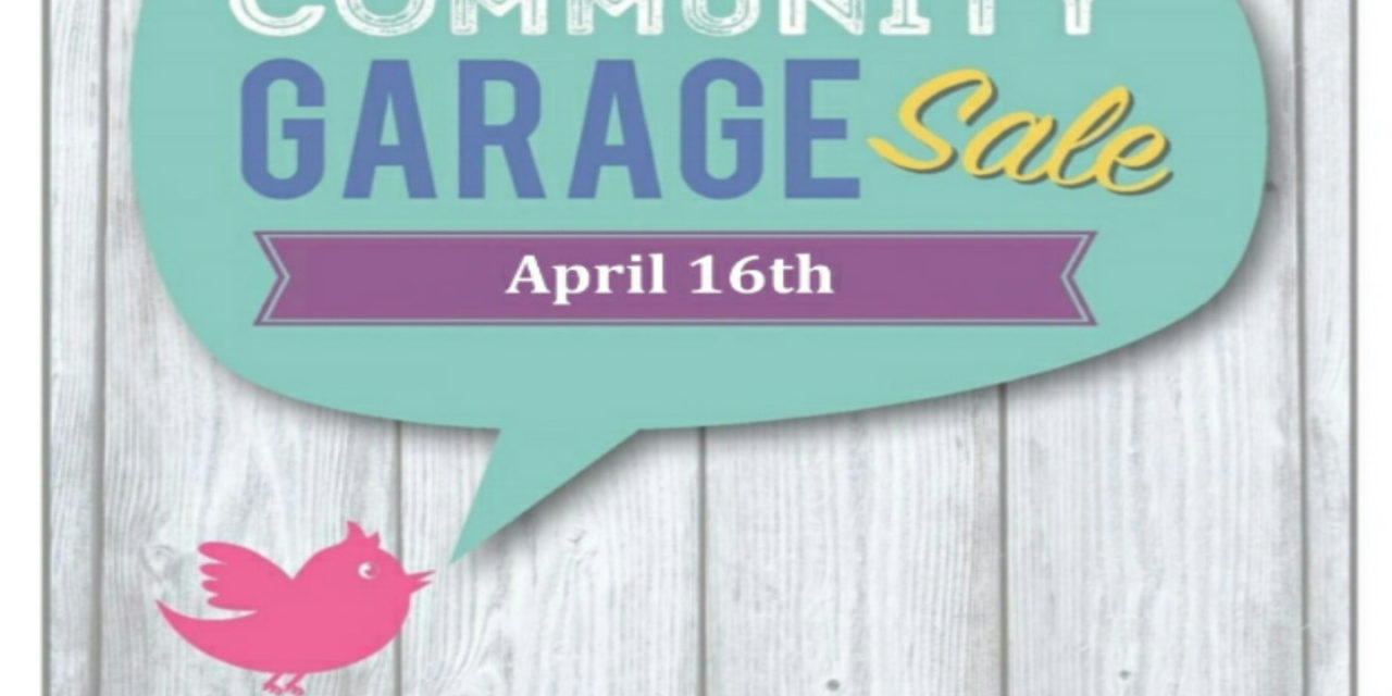 Bunton Creek Community Garage Sale!