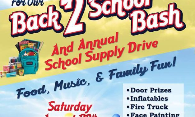 Hope & Love 4 Kids Back 2 School BASH 2016