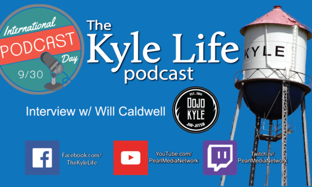 The Kyle Life Podcast – Episode 45 w/ Will Caldwell of Dojo Kyle Jiu Jitsu