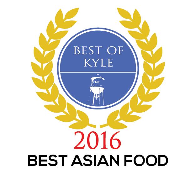 Best of Kyle 2016 – Best Asian Food