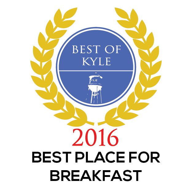 Best of Kyle 2016 – Best Place for Breakfast