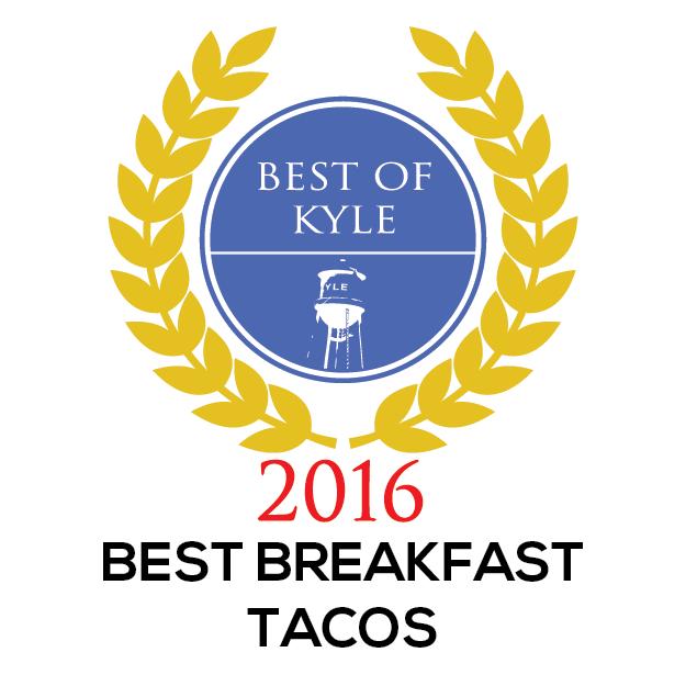Best of Kyle 2016 – Best Breakfast Tacos