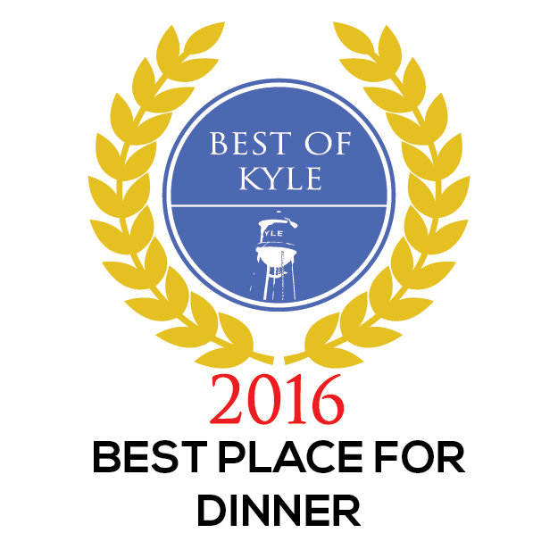 Best of Kyle 2016 – Best Place for Dinner
