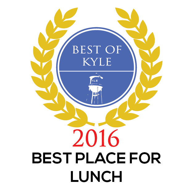 Best of Kyle 2016 – Best Place for Lunch
