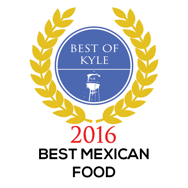 Best of Kyle 2016 – Best Mexican Food