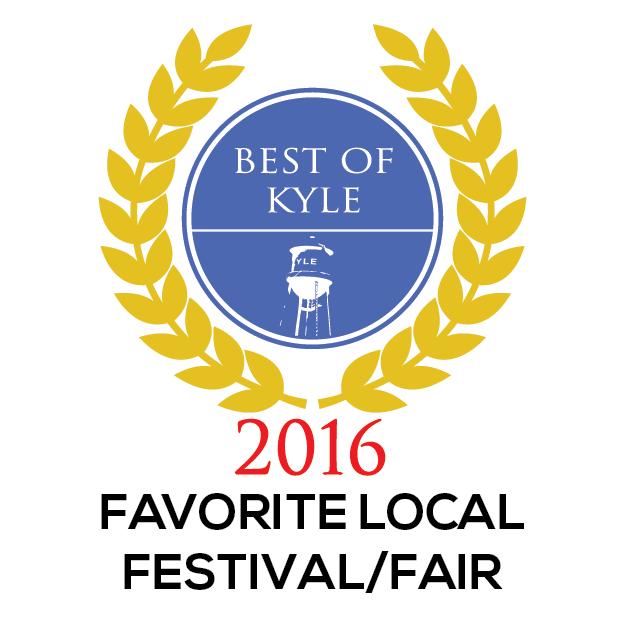 Best of Kyle 2016 – Favorite Area Festival/Fair