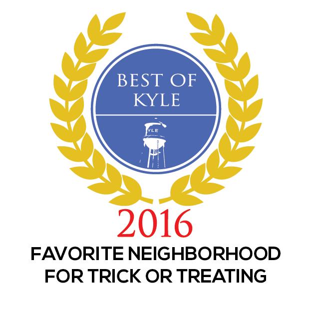 Best of Kyle 2016 – Favorite Neighborhood for Trick or Treating