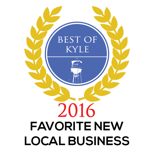 Best of Kyle – Favorite NEW Local Business (2016)